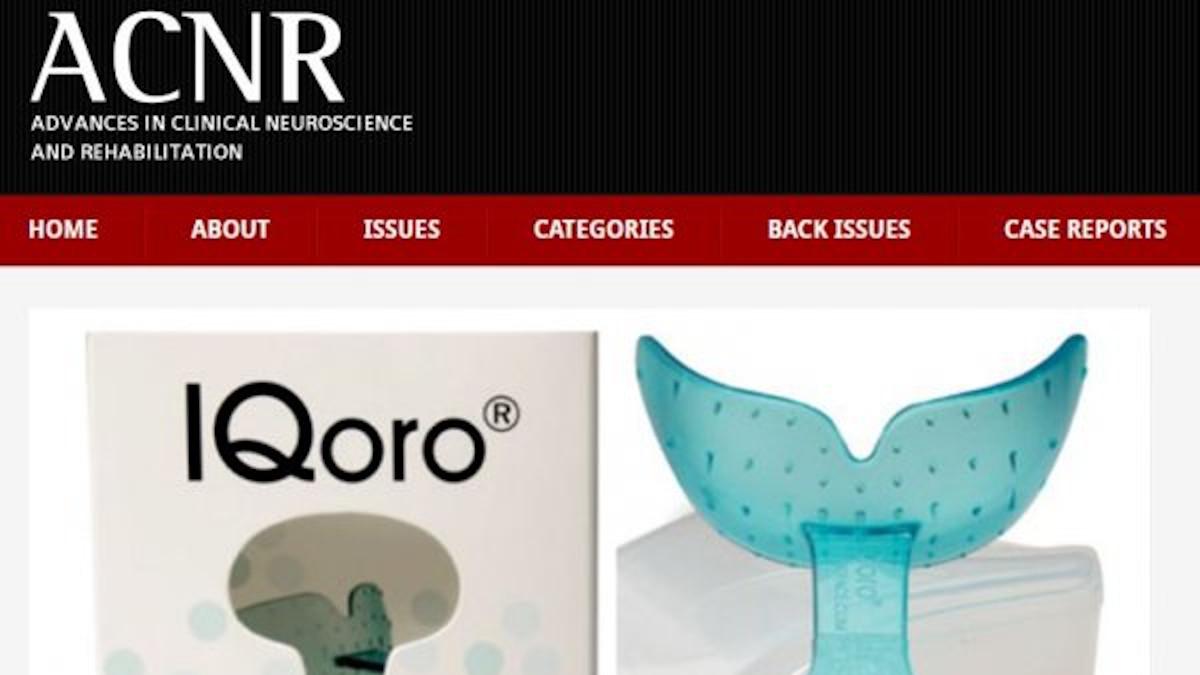 ACNR writes about IQoro