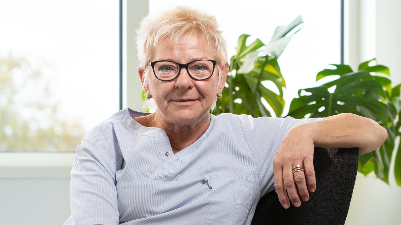 Årets yrkeskvinna 2016 - Mary Hägg