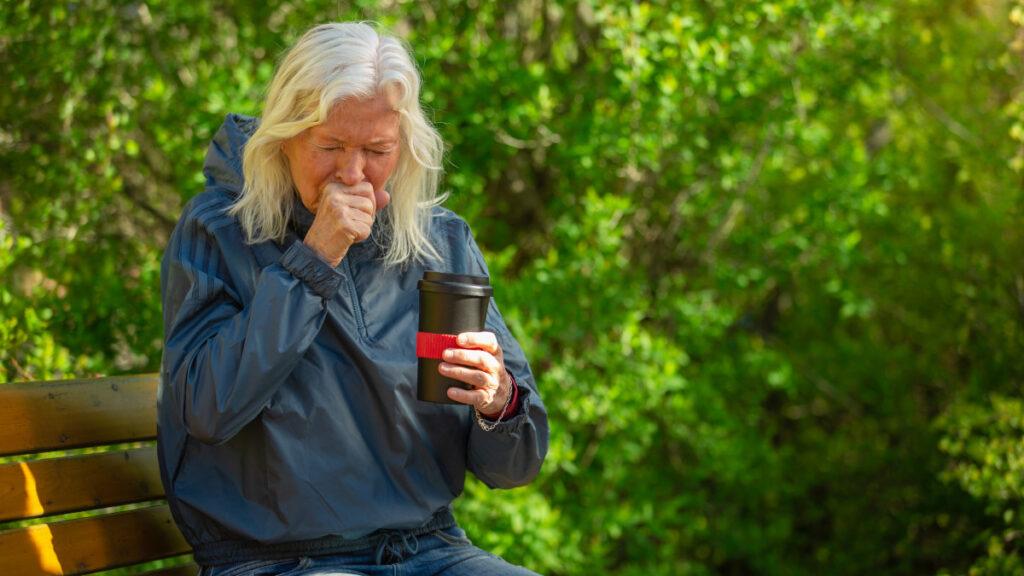 Problem med halsbränna och reflux av kaffe